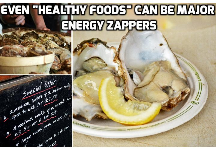7 Worst Foods that Really Zap Your Energy Quickly - Avoid these 7 worst foods that can zap your energy and bulk up your waistline.