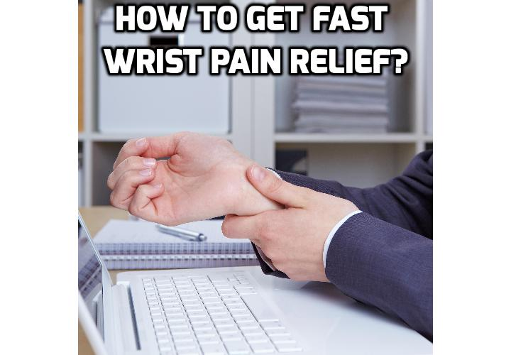 Revealing Here the 6 Best Exercises for Painful Wrist - Here are 6 simple exercises for painful wrist which can be very effective to help you strengthen your wrists and break free from the ongoing cycle of repetitive motion and pain.